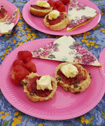 Rivermead Strawberry Tea Party small