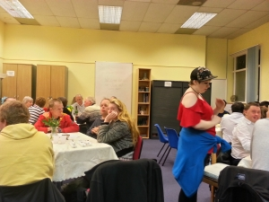 Curry and Quiz Night at Mencap